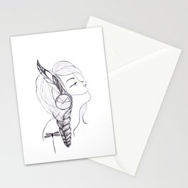 Peace Keeper Stationery Cards