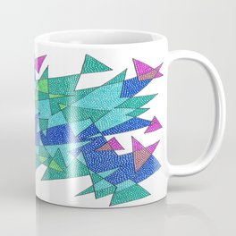 Abstract Edges #2 Coffee Mug
