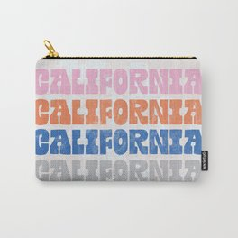 vintage california Carry-All Pouch