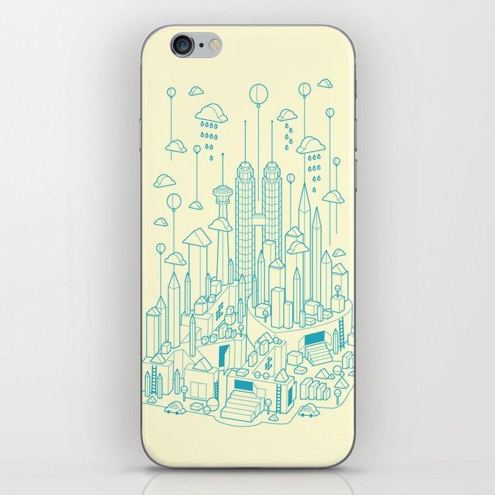 Kuala Lumpur iPhone Skin