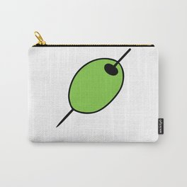 yum! olive Carry-All Pouch
