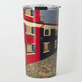 Burano Travel Mug
