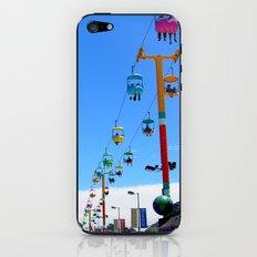 Santa Cruz Beach Boardwalk iPhone & iPod Skin