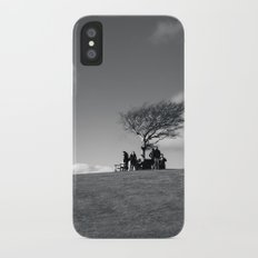 at the meeting place... Slim Case iPhone X