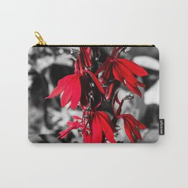 Cardinal Flower Carry-All Pouch