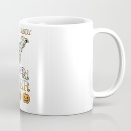 Halloween Costume Forget Candy Just Give Me Beer Gift Coffee Mug