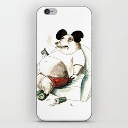 Mass Mickey iPhone Skin