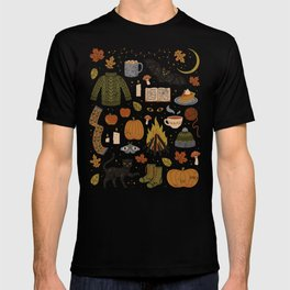 Autumn Nights T-shirt