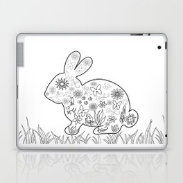 March Hare Laptop & iPad Skin