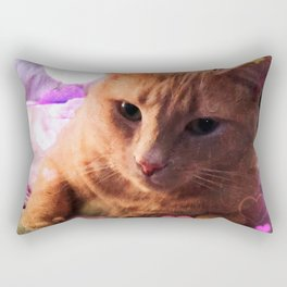 Sweet Sunny Rectangular Pillow