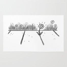 Growing Outside Your Comfort Zone Rug