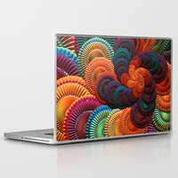 coasters Laptop & iPad Skins featuring The Coasters by ArtPrints