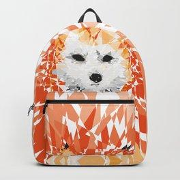 "Fragmented Fox -"" Vulpes Vulpes"" Backpack"