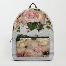 Sweet Bear by Kathy Morton Stanion Backpack