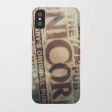 The Unicorn Pub iPhone X Slim Case