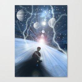 Final Act 3rd Dimension Canvas Print