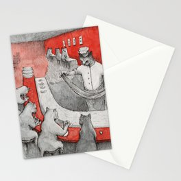 Lamian Meow Stationery Cards