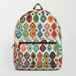 brocade pearl Backpack