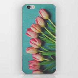 Spring Forward iPhone Skin