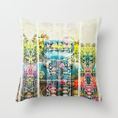Gypsy Spirit Throw Pillow