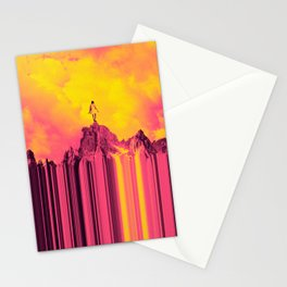Adventures in the Clouds Stationery Cards