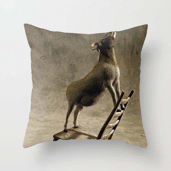 Equilibrium Throw Pillow