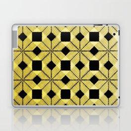 Golden Snow Laptop & iPad Skin