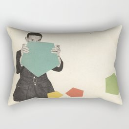 Discovering New Shapes Rectangular Pillow