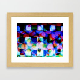 CTRLMTRX Framed Art Print