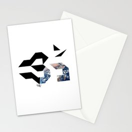 OM - Sweet Vibrations Stationery Cards