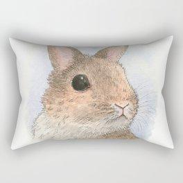 Rabbit 62 Rectangular Pillow