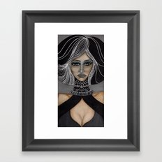 Sorceress Framed Art Print