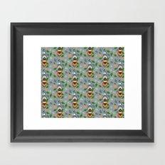 Totem-ro Framed Art Print