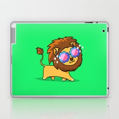 Fabulous Lion Laptop & iPad Skin
