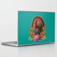 turkey Laptop & iPad Skins featuring Turkey by Jose Ramirez