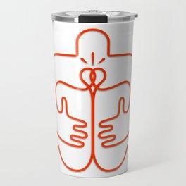 I give you my heart Travel Mug