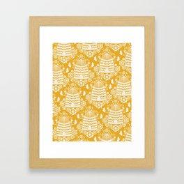 honey house Framed Art Print