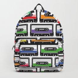Retro Cassettes Backpack