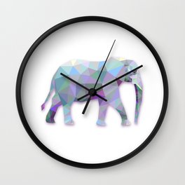 Cool Elephant Wall Clock