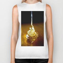 Golden honey Biker Tank