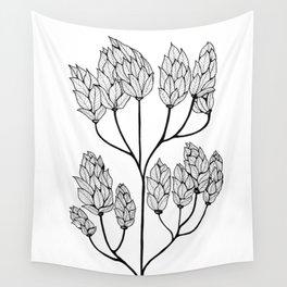 Leaf-like Sumac Wall Tapestry