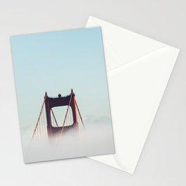San Francisco Golden Gate Bridge, California Stationery Cards