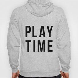 Play Time Hoody