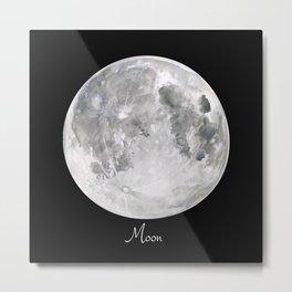 Moon #2 Metal Print