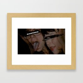Gummo Reimagined Framed Art Print