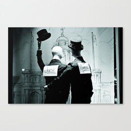 Legalize x Just Married! Canvas Print