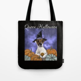 Mabel, Queen of the Pumpkin Patch Tote Bag