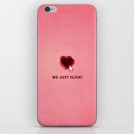 We just click iPhone Skin