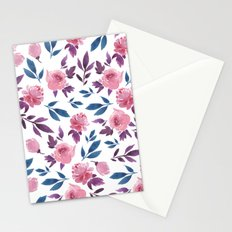 Floral Madness Stationery Cards