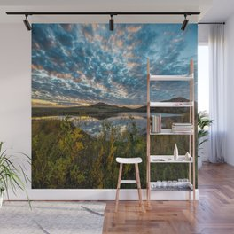 Wichitas Wonder - Fall Colors and Big Sky in Oklahoma Wall Mural